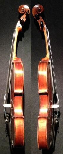 (SN:148 – A$1,499) – Nippon Labelled-Masakichi Suzuki Copy of Strad