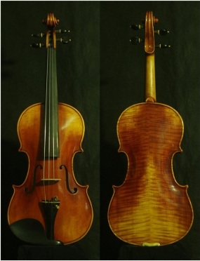 (SN:180-S$700 previously S$1,150) Copy of Stradivarius -Russian Spruce
