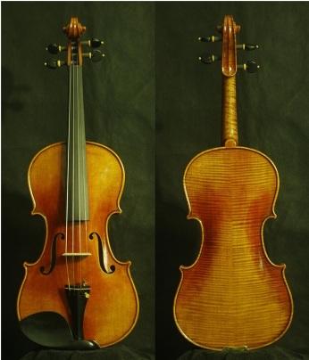 "SN:200 A$1990-Stradivarius ""Cremonese""-1715-Russian Spruce"