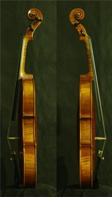 "SN:200 A$1990-Stradivarius ""Cremonese""-1715-Russian Spruce-sides"