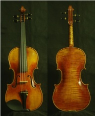 SN:213 S$1890-Stradivarius Viotti-1709–Russian Spruce