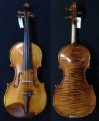"SN:223 S$1690-Guarneri Del Gesu ""Goldberg-Baron Vita""-1730"