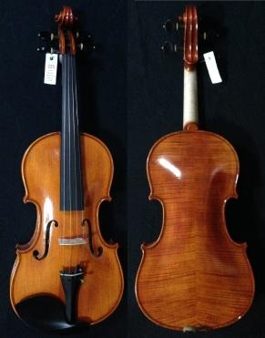 (SN:225 S$1490) Copy of Stradivarius Da Vinci of the year 1725-Spruce aged 15 yrs