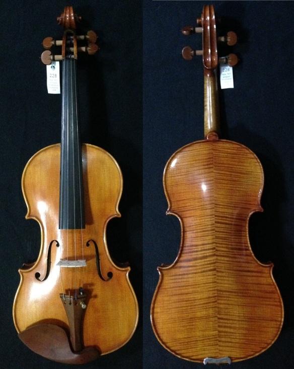 (SN:228-S$1490) Stradivarius Francesca