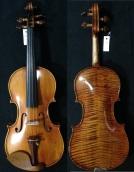 (SN:229 S$1490) Copy of Stradivarius Messiah 1716