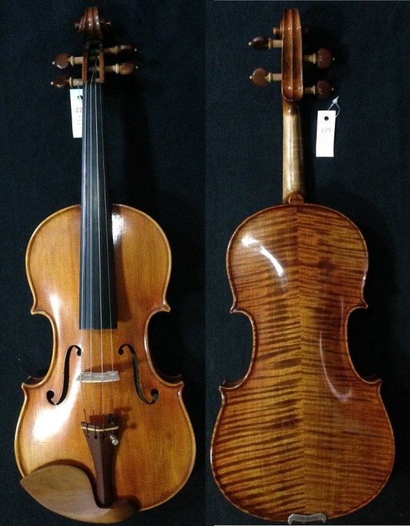 (SN:229-S$1490) Stradivarius Messiah