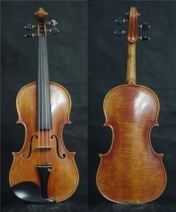 "SN:238 A$1890-Nicolaus Amati ""Alard""-1649-Russian Spruce"