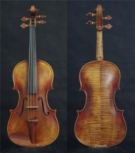 SN:239 S$1890-Guarneri Del Gesu-1730-Russian Spruce