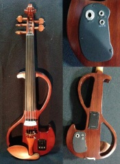 EV1-SOLID Electric Violin S$450