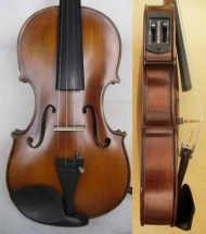 EV-HOLLOW Electric Acoustic Violin S$390