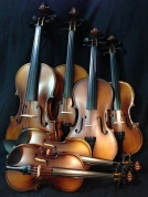 BEGINNERS MV100 Violin for $170-$250