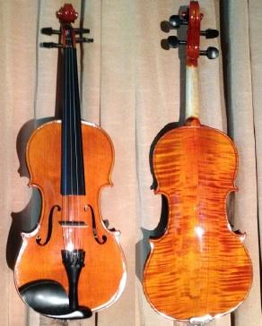 SN:196 S$600 Stradivarius copy