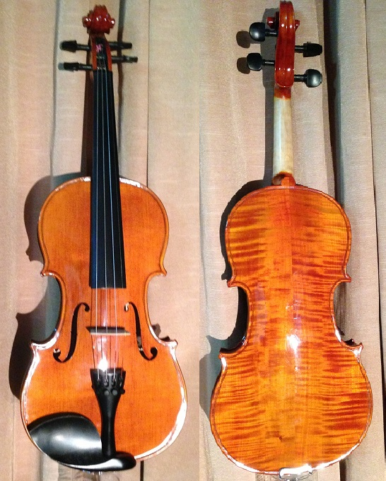 SN:196 S$600 Stradivarius copy