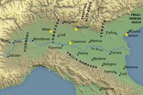 Venice and Northern Italy 1600–1800 smaller
